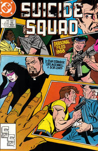 Cover Thumbnail for Suicide Squad (DC, 1987 series) #19