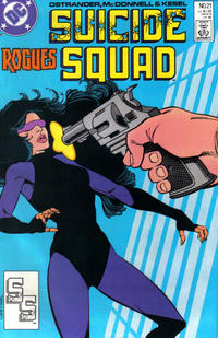 Cover Thumbnail for Suicide Squad (DC, 1987 series) #21