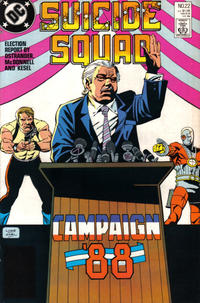 Cover Thumbnail for Suicide Squad (DC, 1987 series) #22