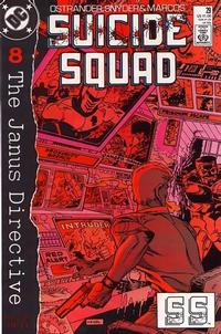 Cover Thumbnail for Suicide Squad (DC, 1987 series) #29