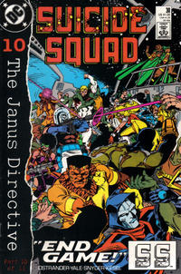 Cover Thumbnail for Suicide Squad (DC, 1987 series) #30