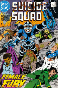 Cover Thumbnail for Suicide Squad (DC, 1987 series) #35