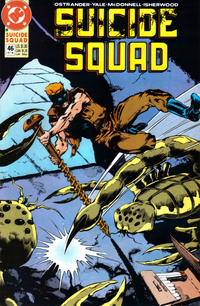 Cover Thumbnail for Suicide Squad (DC, 1987 series) #46