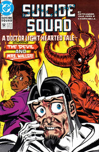 Cover Thumbnail for Suicide Squad (DC, 1987 series) #52