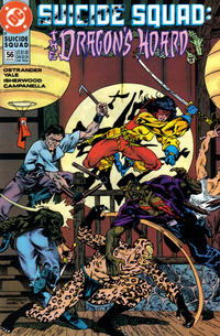 Cover Thumbnail for Suicide Squad (DC, 1987 series) #56