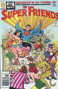 Cover Thumbnail for Super Friends (DC, 1976 series) #1