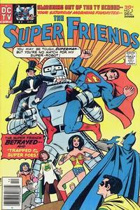 Cover Thumbnail for Super Friends (DC, 1976 series) #2