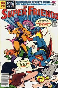 Cover Thumbnail for Super Friends (DC, 1976 series) #3