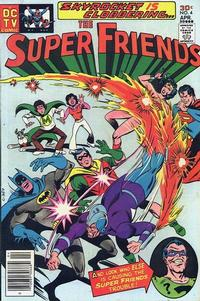 Cover Thumbnail for Super Friends (DC, 1976 series) #4