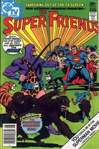 Cover Thumbnail for Super Friends (DC, 1976 series) #6