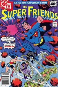Cover Thumbnail for Super Friends (DC, 1976 series) #15