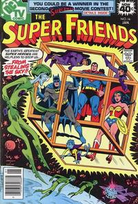 Cover Thumbnail for Super Friends (DC, 1976 series) #16 [newsstand]
