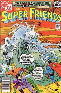 Cover Thumbnail for Super Friends (DC, 1976 series) #17