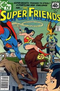 Cover Thumbnail for Super Friends (DC, 1976 series) #19