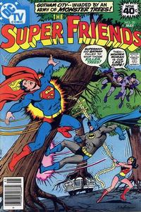 Cover Thumbnail for Super Friends (DC, 1976 series) #20