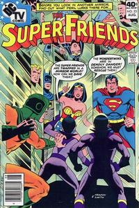Cover Thumbnail for Super Friends (DC, 1976 series) #23