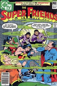 Cover Thumbnail for Super Friends (DC, 1976 series) #24