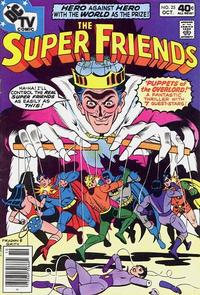Cover Thumbnail for Super Friends (DC, 1976 series) #25