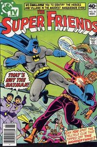 Cover Thumbnail for Super Friends (DC, 1976 series) #26