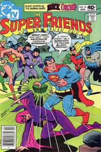 Cover Thumbnail for Super Friends (DC, 1976 series) #31