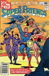 Cover Thumbnail for Super Friends (DC, 1976 series) #35