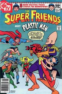 Cover Thumbnail for Super Friends (DC, 1976 series) #36