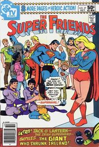 Cover Thumbnail for Super Friends (DC, 1976 series) #37