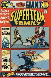 Cover Thumbnail for Super-Team Family (DC, 1975 series) #2