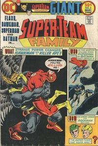 Cover Thumbnail for Super-Team Family (DC, 1975 series) #3