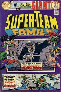 Cover Thumbnail for Super-Team Family (DC, 1975 series) #4