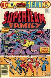 Cover Thumbnail for Super-Team Family (DC, 1975 series) #6