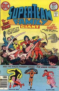 Cover Thumbnail for Super-Team Family (DC, 1975 series) #7