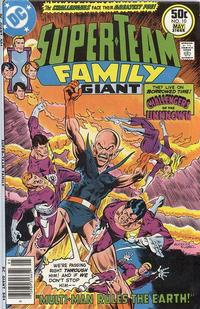 Cover Thumbnail for Super-Team Family (DC, 1975 series) #10