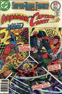 Cover Thumbnail for Super-Team Family (DC, 1975 series) #13