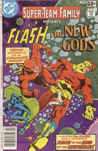 Cover Thumbnail for Super-Team Family (DC, 1975 series) #15
