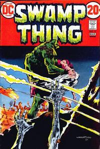 Cover Thumbnail for Swamp Thing (DC, 1972 series) #3