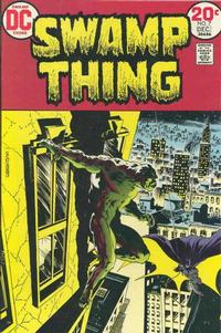 Cover Thumbnail for Swamp Thing (DC, 1972 series) #7