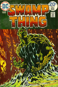 Cover Thumbnail for Swamp Thing (DC, 1972 series) #9