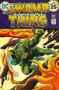 Cover Thumbnail for Swamp Thing (DC, 1972 series) #14