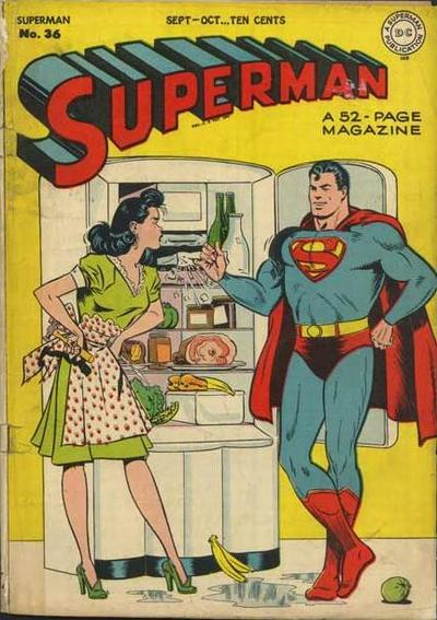 Cover for Superman (DC, 1939 series) #36
