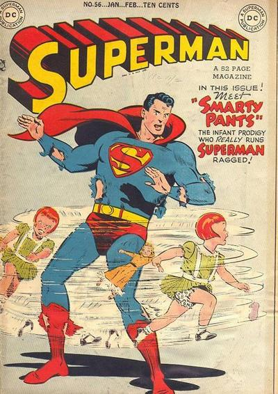 Cover for Superman (DC, 1939 series) #56