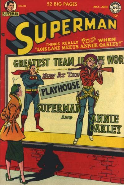 Cover for Superman (DC, 1939 series) #70