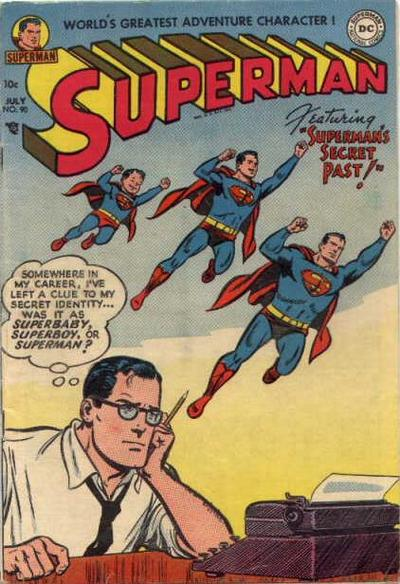Cover for Superman (DC, 1939 series) #90
