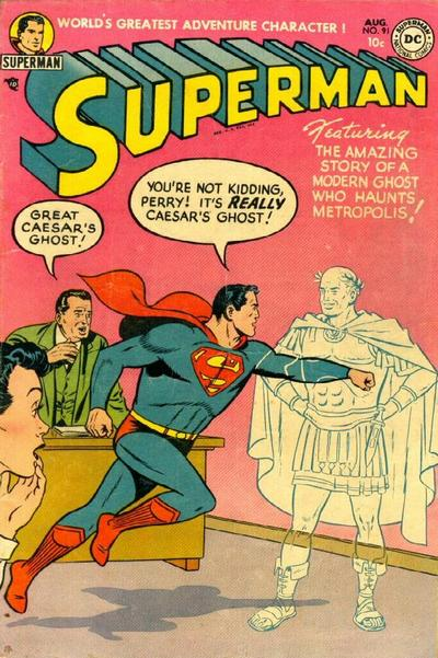 Cover for Superman (DC, 1939 series) #91