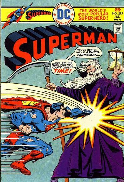 Cover for Superman (DC, 1939 series) #295