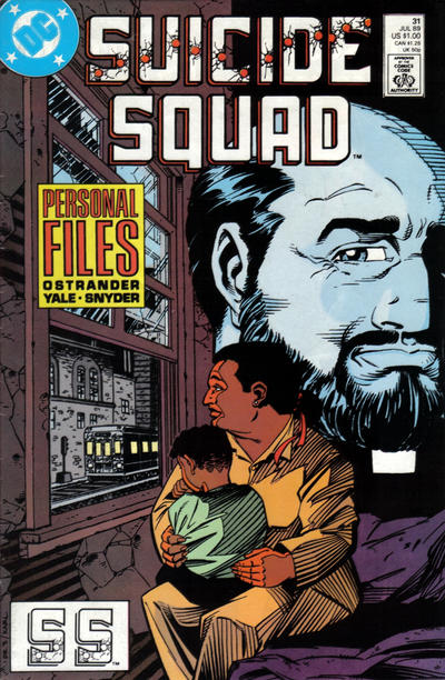 Cover for Suicide Squad (DC, 1987 series) #31