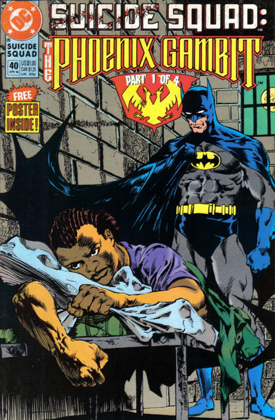 Cover for Suicide Squad (DC, 1987 series) #40