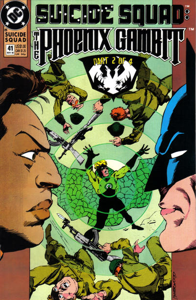 Cover for Suicide Squad (DC, 1987 series) #41