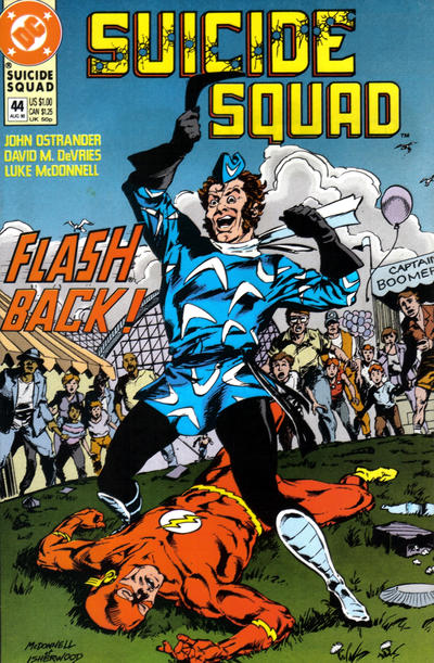Cover for Suicide Squad (DC, 1987 series) #44