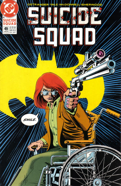Cover for Suicide Squad (DC, 1987 series) #49